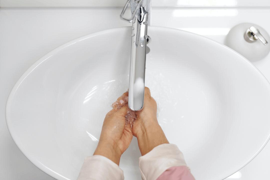 fuite sous évier